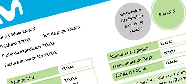 Descargar la factura movistar en pdf