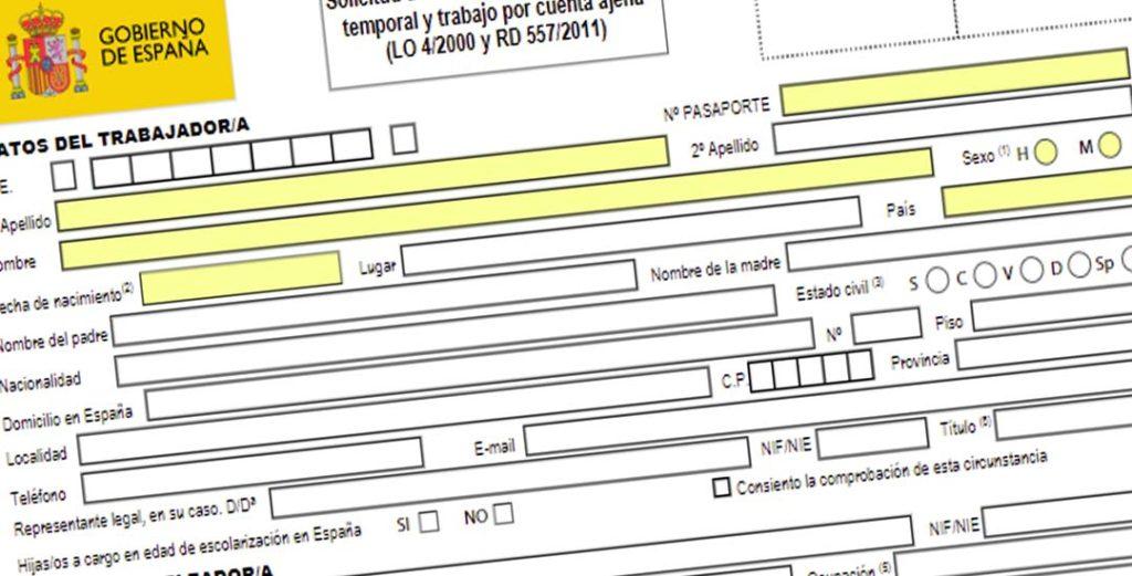 Permiso de trabajo en España, como obtenerlo. 1