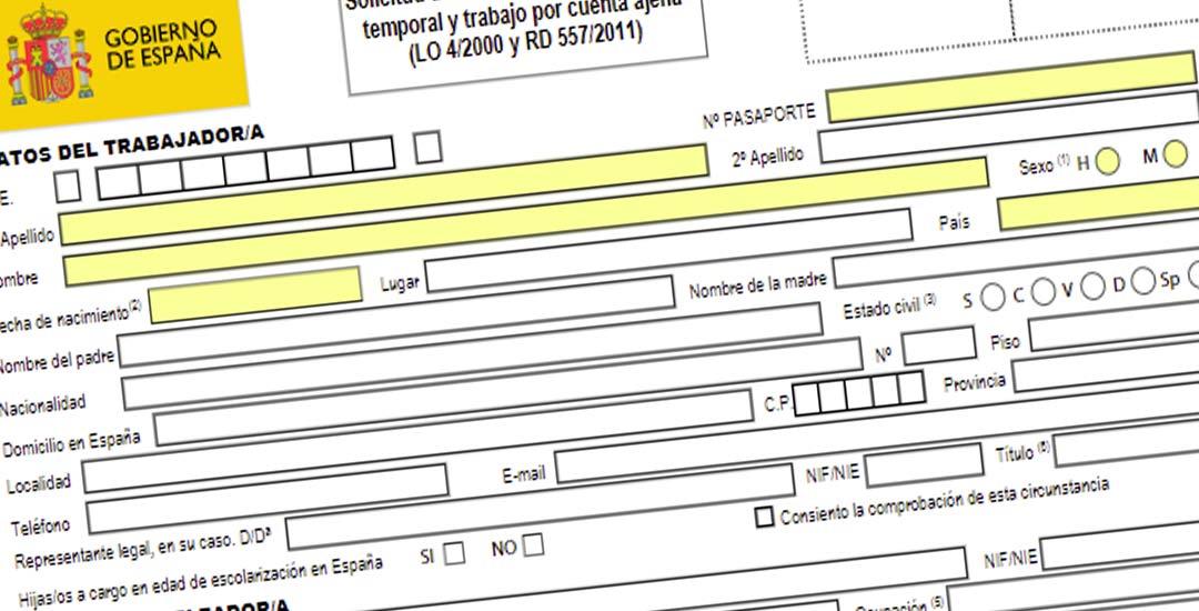 Permiso de trabajo en España, como obtenerlo. 4