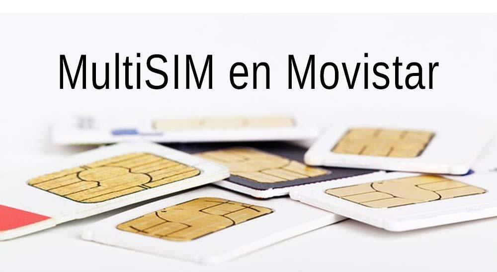 MultiSIM Movistar, qué es y como solicitarla 1