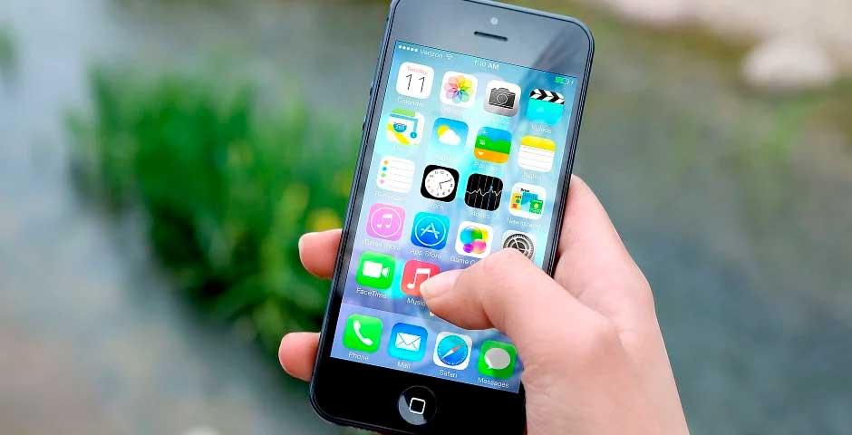 Cómo configurar los datos en iphone