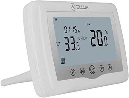 Qué termostato wifi comprar 3